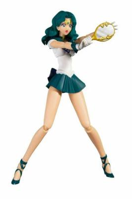 Sailor Moon figurine S.H. Figuarts Sailor Neptune Animation Color Edition 15 cm | Tamashi Nations