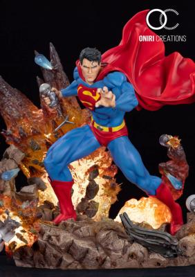 Superman: For Tomorrow Statue | Oniri Créations