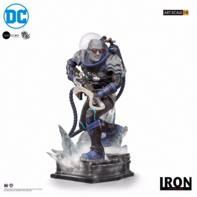 Mr. Freeze DC Comics statuette 1/10 Art Scale by Ivan Reis 16 cm - Iron Studios