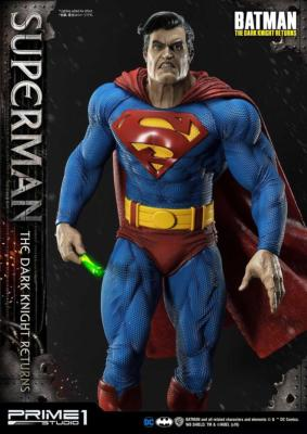 Batman : The Dark Knight Returns statuette 1/3 Superman 88 cm | Prime 1