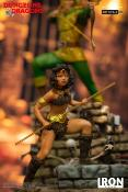 Diana The acrobat Dungeons & Dragons | Iron Studios