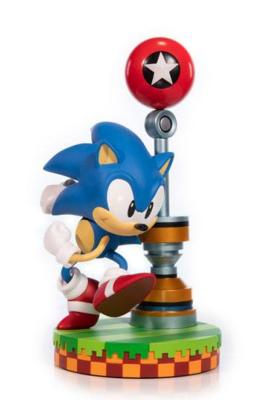 Sonic the Hedgehog statuette PVC Sonic 28 cm | First 4 Figures