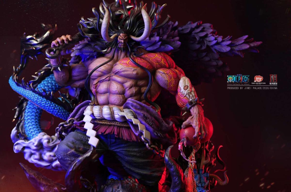 Kyõdaï & Aniki - KAIDO THE BEAST 1/6 ONE PIECE | JIMEI PALACE