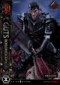 Berserk statuette 1/4 Guts Acompte 30% Unleash Edition Deluxe Version 91 cm | Prime 1 Studio