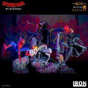 Peter B. Parker 1/10 Spider-Man : New Generation statuette BDS Art Scale Deluxe | Iron Studios