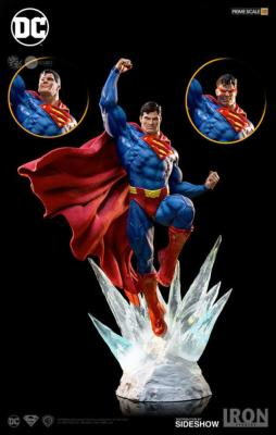Superman 95 cm Prime 1/3  DC Comics Iron Studios