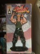 Guile Street Fighter Exclusive  | Pop Culture Shock