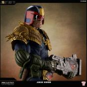 Judge Dred Cursed Earth Exclusive 71 cm 2000 AD statuette 1/3 PCS