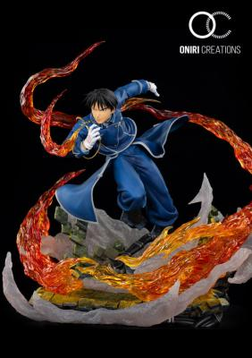Roy Mustang – The Flame Alchimist | Oniri Créations