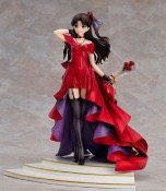 Rin Tohsaka Fate/Stay Night statuette 1/7 15th Celebration Dress Ver. 25 cm - Good Smile Company