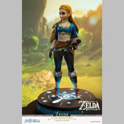 Zelda Edition Collector Breath of the wild F4F |  First 4 Figure