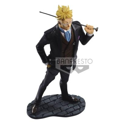 Marco 23 cm One Piece statuette PVC Treasure Cruise World Journey | Banpresto