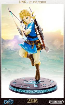 LINK Edition REGULAR Breath of the wild F4F |  First 4 Figure