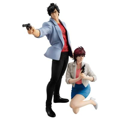 Saeba Ryo & Makimura Kaori City Hunter Private Eyes G.E.M. | Megahouse