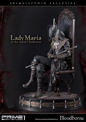Lady Maria 1/4 of the Astral Clocktower P1S Exclusive Bloodborne The Old Hunters | Prime 1 Studio
