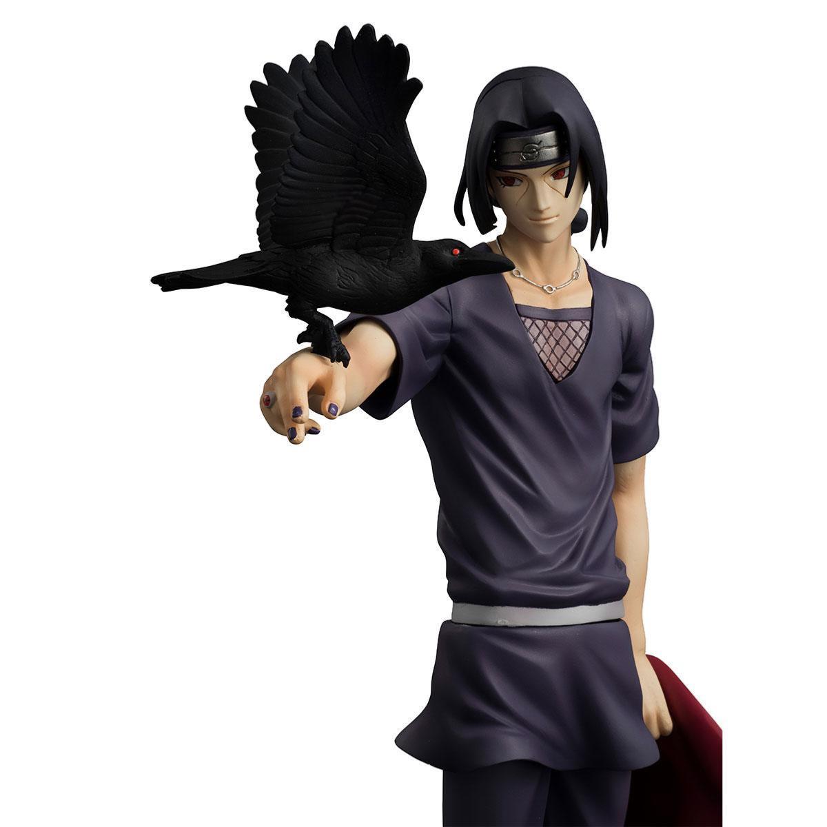Kyodai & Aniki - Naruto Shippuden G.E.M. Series statuette PVC Itachi Uchiha 23 cm   Megahouse