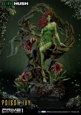 Poison Ivy Hush | DC Comics