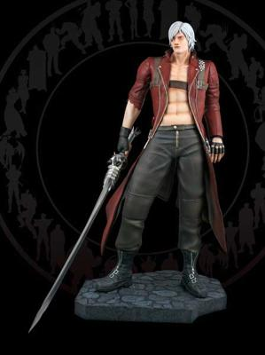 Dante (Marvel vs Capcom 3) Devil May Cry 1/4 Statue | Hollywood Collectibles